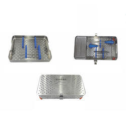 4.0MM Cannulated Cancellous Screw Instrument Set