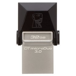 Kingston 32GB USB 3.0 OTG Pen Drive (Drive (DTDUO3)