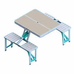 Aluminum Aluminium Picnic Table