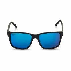 Black Square Wayfarer Sunglasses