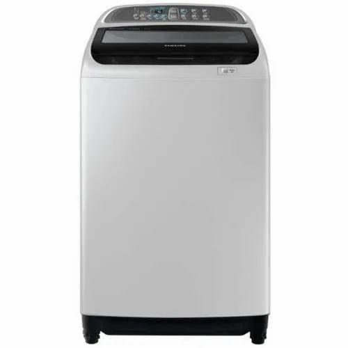 Samsung 9 kg Fully Automatic Top Load Washing Machine, WA90J5710SG/TL, White