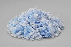 PET Plastic Bottle Scrap, Size: 10-12 Mm, For Strapping & Staple Fiber