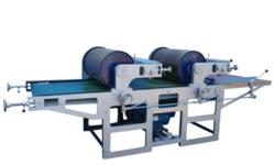 Non Woven D-Cut Bag Offset Printing Machine
