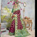 Traditional  Weaving Silk Saree