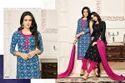 Round Neck Origma Suit Salwar Fabric