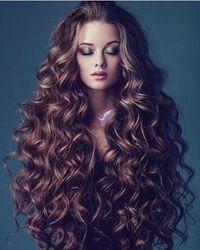 Full Long Hair Curl