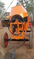 JSC011 Mild Steel Hopper Concrete Mixer