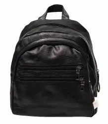 Girl Backpack Black
