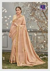 Sangrila Palakshi Series 5381-5392 Stylish Party Wear Silk Saree