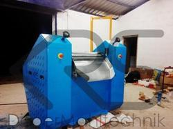 Plastisol Ink Triple Roll Mill