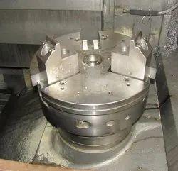 Used CNC VTL Hardinge With Live Tooling