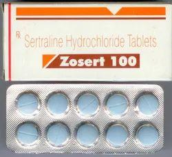 Zosert 100 Tablet
