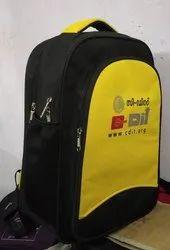 PVC Coated School Bag