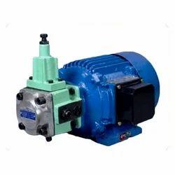 Electric Motor Variable Vane Pump