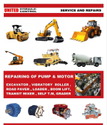 480 Bar Piston Pumps And Motors Hydraulic Pump Repair Services, India