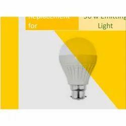 Pure White 3W LED Bulb