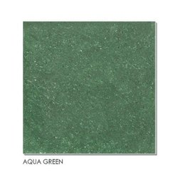 Navcera India Ceramic Aqua Green Vitrified Tiles, Thickness: 11 mm, Size: 600x600mm