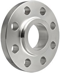 NASCENT Silver Stainless Steel Slip On Flange 316L, Packaging Type: Standard