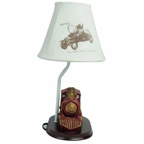 Led Train Table Lamp Design O Vista, Train Table Lamp