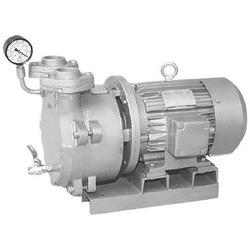 Single Phase Mono Block Vacuum Pump, Maximum Flow Rate: 50 cu.m/hr