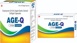 Coenzyme Q10 & Aged Garlic Extract