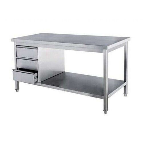 Perfect Commercial Kitchen Work Table Good Looking