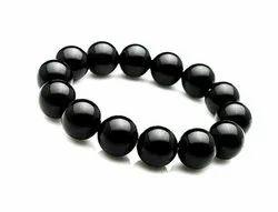 Black Onyx Bracelet Bead