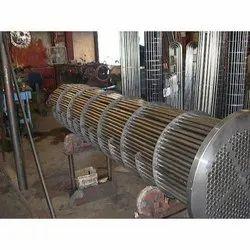 Heat Exchanger Retubing  Service