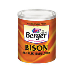Bison Acrylic Emulsion, Pack Size: 20 Litre