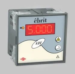 Ebrit KW Digital Panel Meters