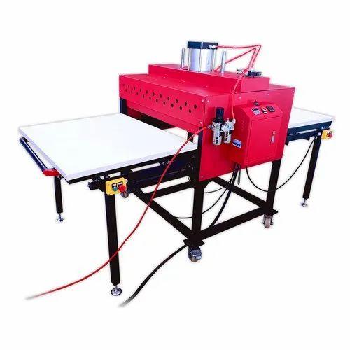 Hydraulic Heat Transfer Machine