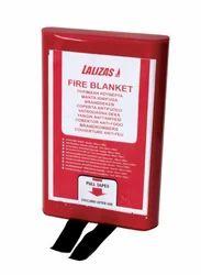LALIZAS Fire Blanket 100x100cm in a PVC case