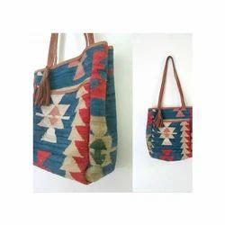Canvas Multicolor Handmade Bags