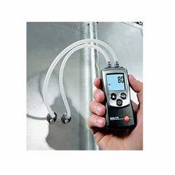 Portable Differential Pressure Meter Model 510