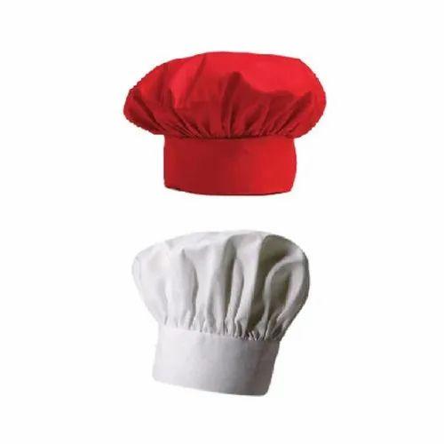 Unisex Chef Cotton Cap