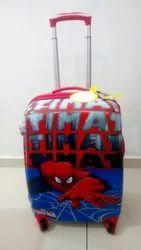 Polycarbonate Kids Trolley School Bag