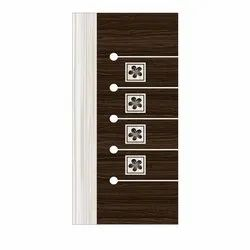 Interior Laminated Safety Plywood Door, for Home