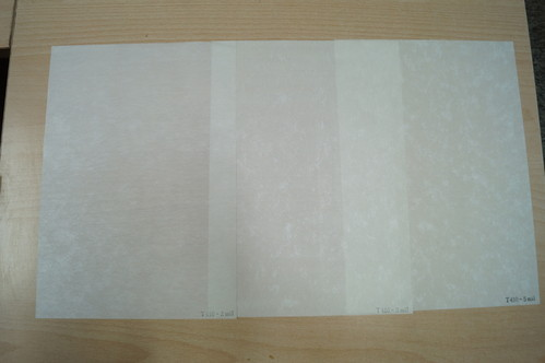 White Nomex Paper