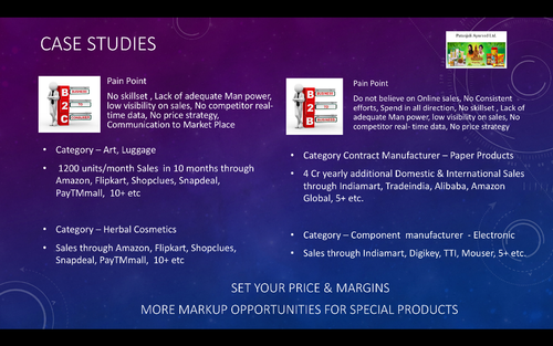 E Commerce Service & Ecommerce Online Marketing in Kishor