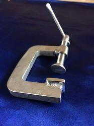 Titanium C Clamp For Anodising