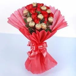 Assorted Chocolate Bouquet, For Gift