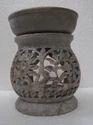 Soapstone Carved Aroma Oil Burner