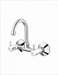 Icon Sink Mixer Wall Mounted