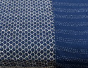 Kantha Printed Cotton Bed Cover