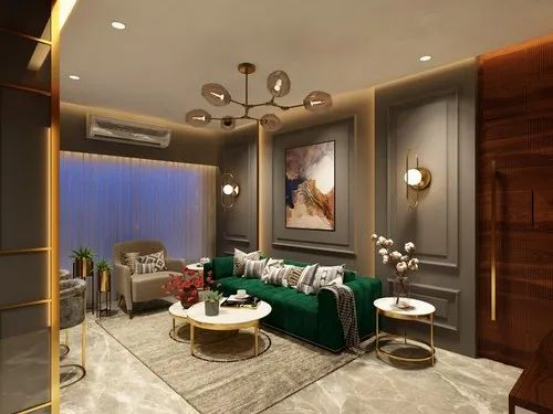 Drawing Room Interior Design Services Size 16 X18 Id 22372981030