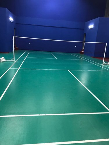 Wonderfloor Pvc Sports Flooring