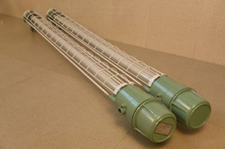 Flameproof Tube Light Fitting