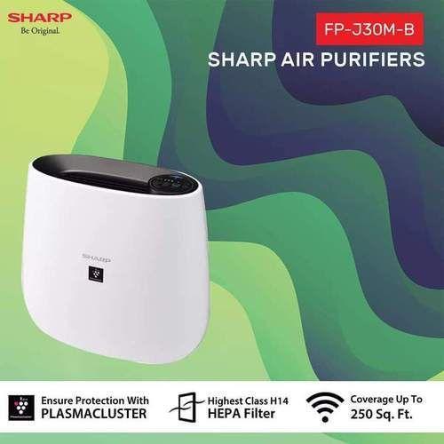 Sharp Air Purifier Fp J30m B