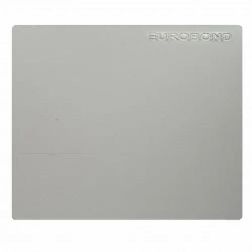 ER 101 Bright Silver Aluminium Composite Panel