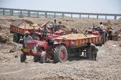 Sand For Building Construction, Packaging Size: 6tons, Grade Standard: First Quality